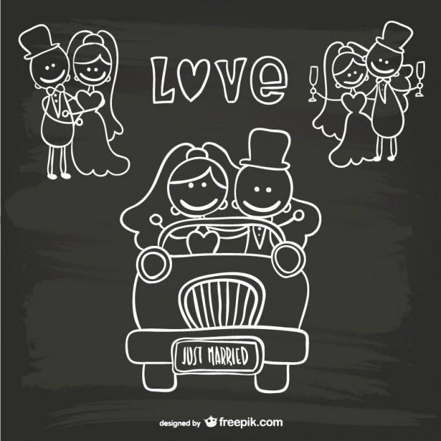 cartoon-wedding-just-married-template_23-2147493895.jpg